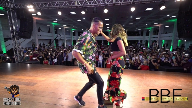 Samy Carolina [ Joan Soriano - Busco Una Mujer ] @BBF - Brazil Bachata Festival 2018