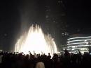 Световое шоу и танцующие фонтаны в Дубае. 14 сентября 19:30