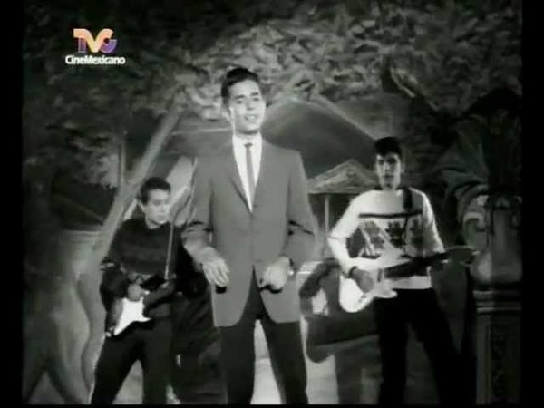 Enrique Guzman Muñequita Video 1963 wmv