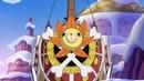 One Piece 844 двухголосная озвучка Ruslana GreySun Ван Пис Большой Куш