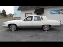 1991 Cadillac Brougham 5.7L w_ 28k Miles Start Up, Exhaust, and In Depth Review