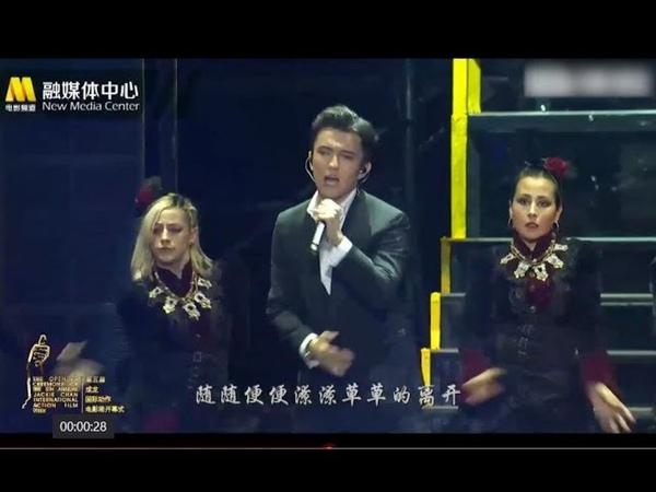 迪玛希Dimash 20190721 ,Jackie Chan International Action Film Week