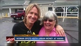 Woman helps man short on cash at Wawa, finds out hes Keith Urban