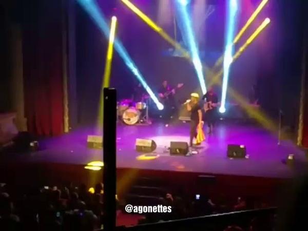 Quizás - Agoney - Festival Radio Levante - Noviembre 2018