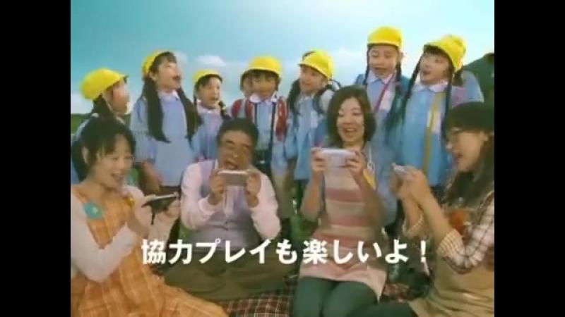 Patapon 2 с японскими детьми и барашками