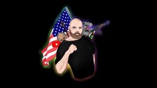 Anton SKALD - Итоги года с Angry Finn (Политическое убежище в США)
