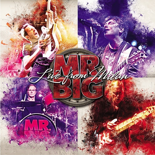 Mr. Big альбом Live from Milan
