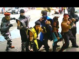 MORTAL KOMBAT FLASH DANCING (ORIGINAL)