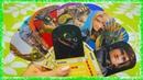 КАРТОЧКИ С ДРАКОНАМИ КАК Приручить ДРАКОНА 3 Бумажные сюрпризы Коллекция драконов