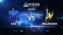 WESG Ukraine Losers Final Kas T vs HellraiseR P