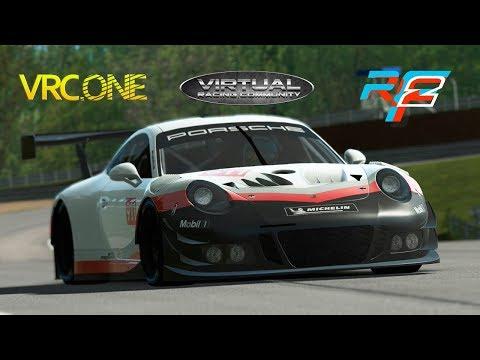 VRC.ONE Porsche Supercup - Round 2 - Laguna Seca 2019