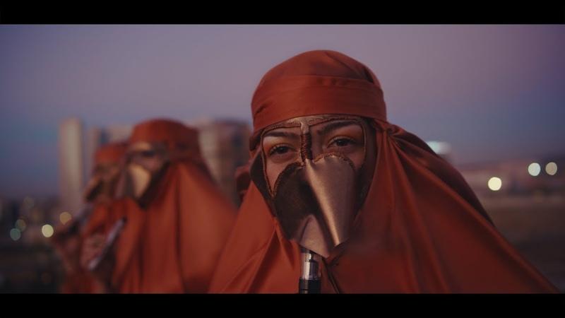 Acid Arab - Gul l'Abi (feat. A-WA) [Music Video]