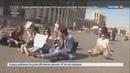 Новости на Россия 24 Митинг в Москве завершен Пришло в 7 5 раза меньше людей чем в прошлый раз