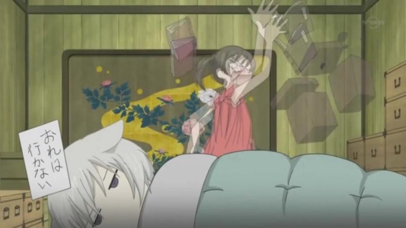 Прикол по аниме Очень приятно бог Ссора Томое и Нанами XD