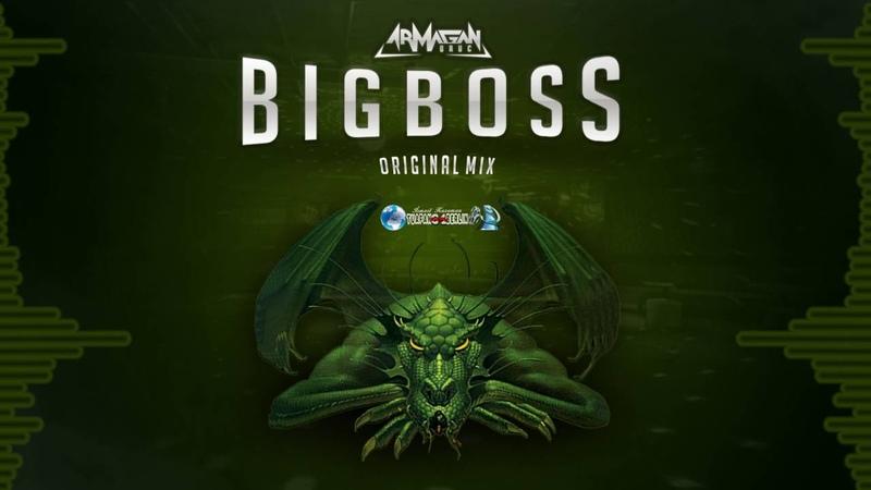 Armağan Oruç - Big Boss (Original Mix)
