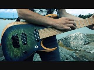 Гитарные каверы из Хельсинки от Игоря Сахарова