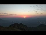 рассвет гора Бештау кавказ