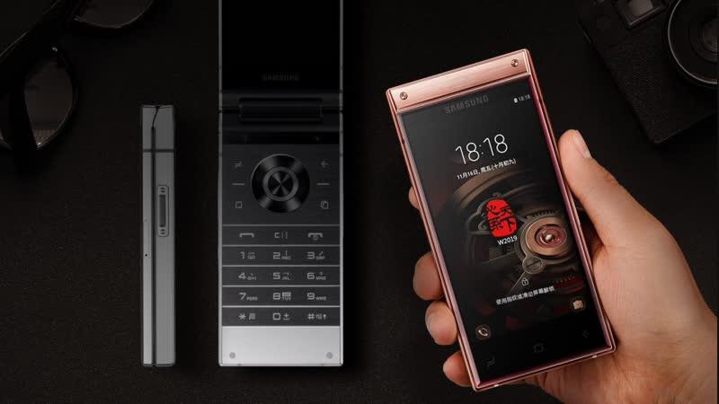 Samsung представила флагманскую «раскладушку» наAndroid