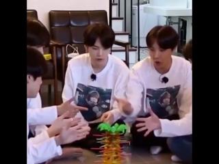 CAN HOBI HOLD YOON HANDS TOO HE