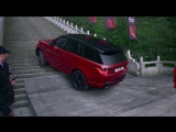 Goodyear Wrangler AT и Range Rover Sport