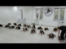 Видео-урок II-семестр май 2018г. - филиал Червишевский, Детская Шоу-хореография, гр.3-6
