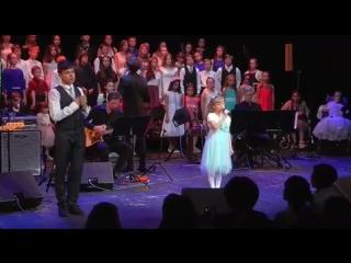Гала-концерт музыкального благотворительного фестиваля «Белый пароход»