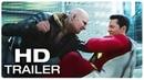 SHAZAM Official Trailer 2 (NEW 2019) Superhero Movie HD
