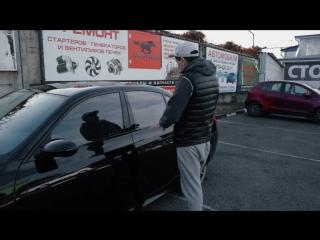 Солнцезащитные шторки ТРОКОТ - легальная тонировка без штрафов от ДПС (авто тюнинг Жорик Ревазов )