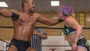 [#My1] Kimber Lee (Abbey Laith) vs Darius Carter - Women of Warriors Wrestling 2018
