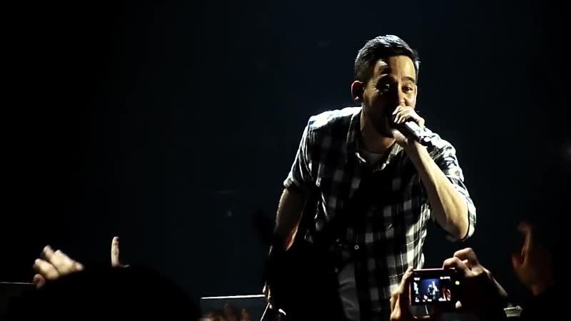 Linkin Park - MTV EMA Award Win _ Bleed it Out (live in Oberhausen 2014) HD