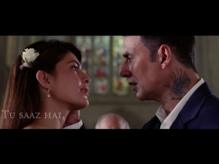 Sapna Jahan - Lyric Video - Brothers - Akshay Kumar - Jacqueline Fernandez.mp4