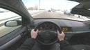 2006 Opel Astra POV TEST DRIVE