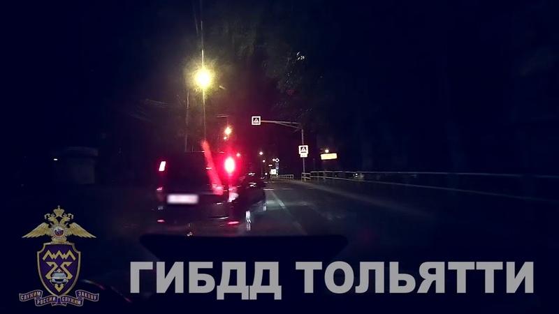 Сотрудники тольяттинской Госавтоинспекции задержали молодого человека, угнавшего автомобиль
