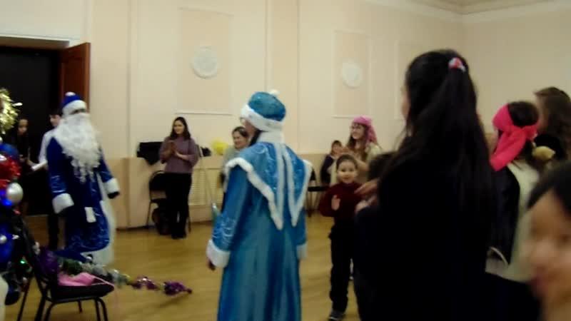 Театрализованное представление Яшел чыршы дусларын жыяMAH09002