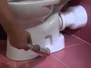 Установка и монтаж унитаза в ванную комнату