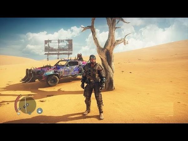 Mad Max (Безумный Макс)●Прохождение игры 16●●➤QP Show