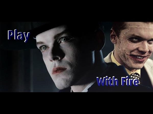 Джером Джеремайя Валеска l Jerome Jeremiah Valeska l Готэм l Gotham l Play With Fire