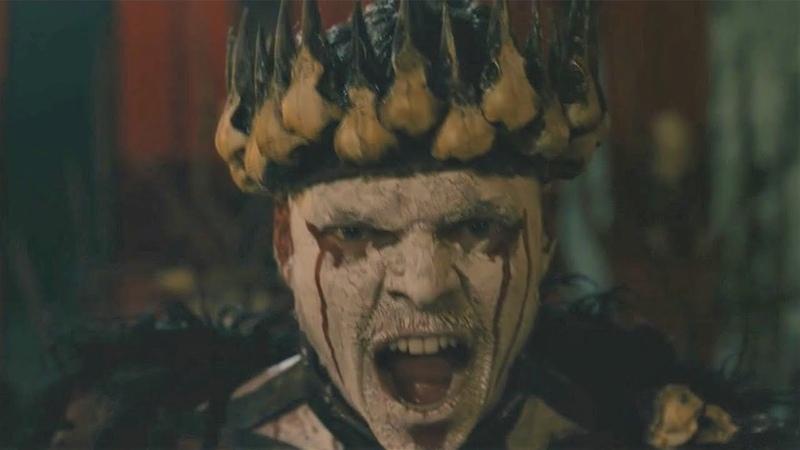 Vikings Hail the God Ivar The Sacrifice 5x13 Season 5b Scene HD