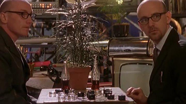 Электронные жучки Bugs (4-й сезон, 8-я серия - Обезумевшие близнецы) (1998-1999) (сериал, фантастика, боевик, криминал)