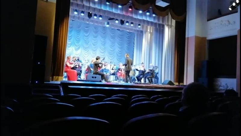 ДКЖ концерт финальная часть