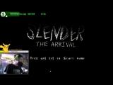 Slender The Arrival STREAM. Да кто ты такой!