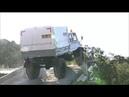 MERCEDES-BENZ 70 year unimog test drive