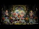 Sandhya Arati Darshan Sri Sri Radha Rasbihari Temple 14th Sep 2018 Live from ISKCON Juhu Mumbai