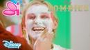 Z-O-M-B-I-E-S | Zombie Make Up Challenge 💄| Official Disney Channel UK