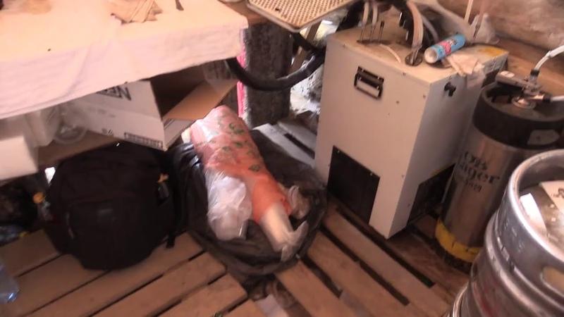Новосибирец без лицензии торговал алкоголем на острове в Обском водохранилище