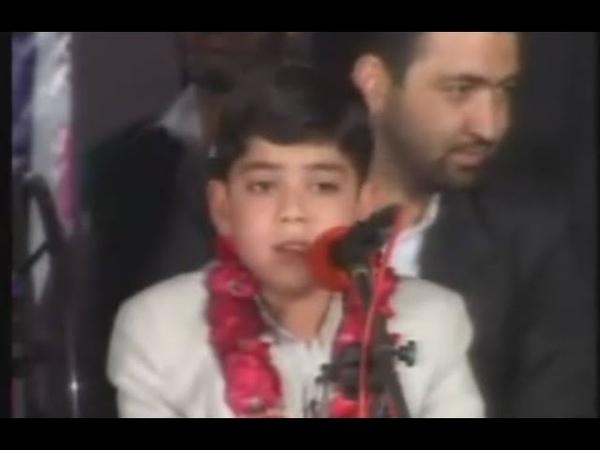 Beautiful Quran recitation Young Qari Hussein Nejad