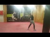 Кунг-Фу Хонг За Куен тренировка красных и предкрасных поясов