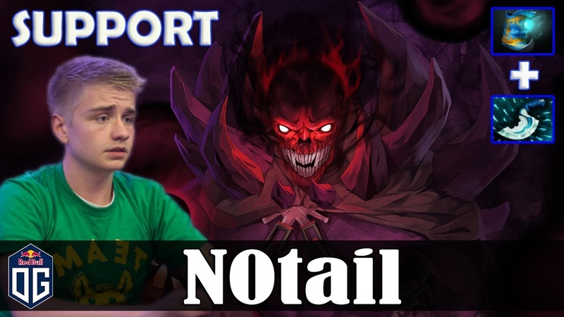 N0tail - Shadow Demon Roaming | SUPPORT | Dota 2 Pro MMR Gameplay