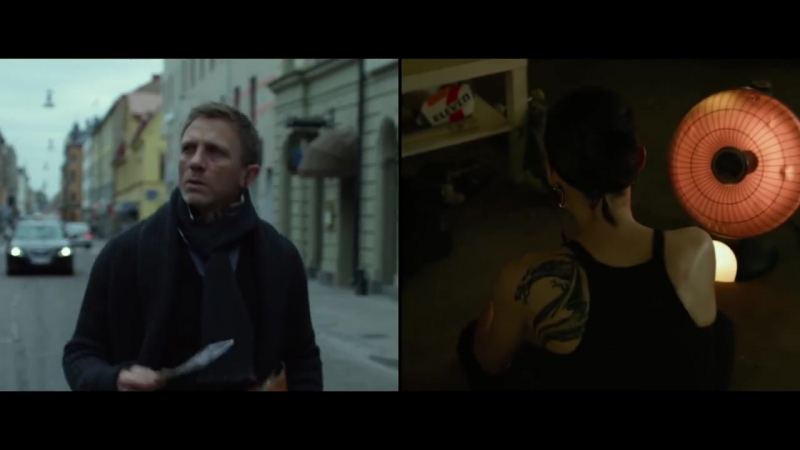 The Girl with the Dragon Tattoo (screenplay_breaking convention)