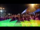 Россия - Египет 3:1. Фан - зона на Красной площади в Чебоксарах.